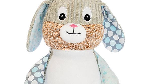 New Star Harlequin Rabbit Cubbie