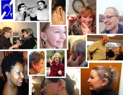 people with hearing loss