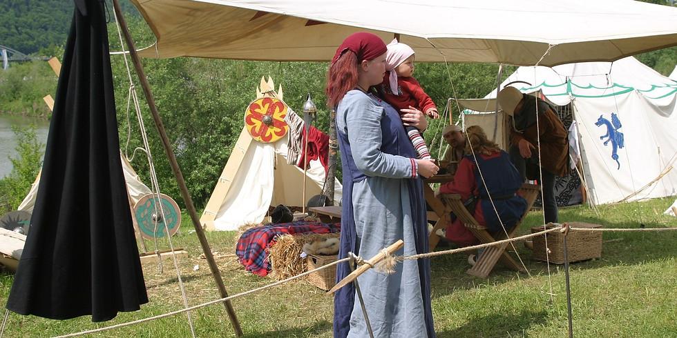5 juin : Fête en décors du Moyen âge à Provins