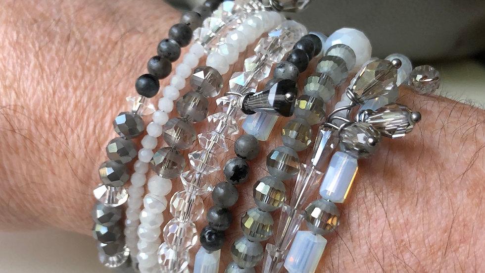 A Clean Slate - Coil Bracelet