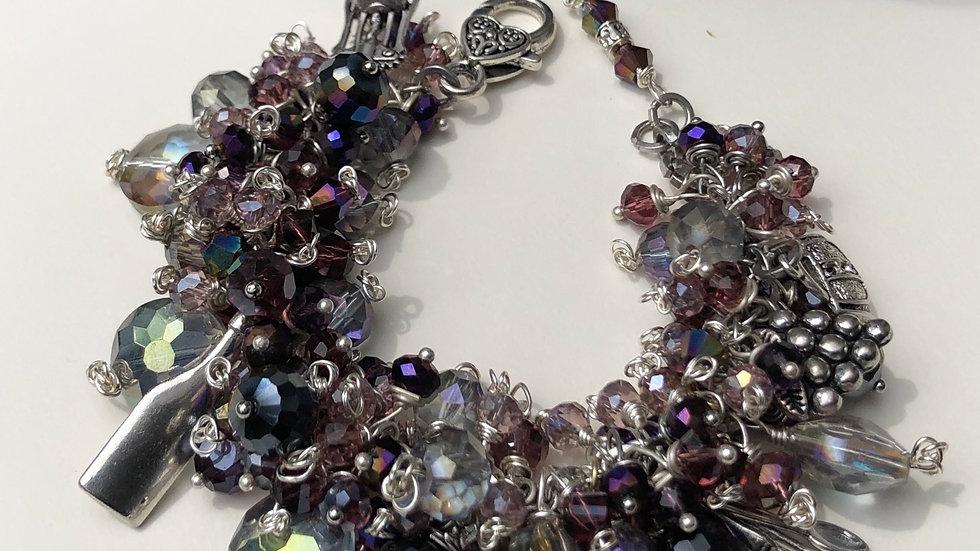 Girl's Trip - Fun Charm Bracelet