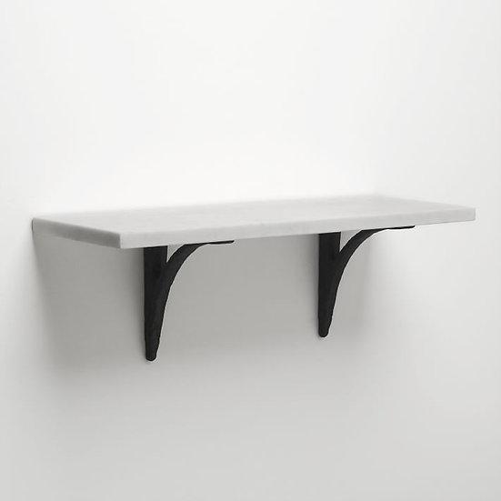 Marble Shelf & Modern Bracket