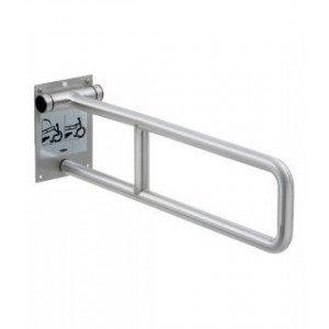 Bobrick4998Swing Up Wall-Mounted Grab Bar