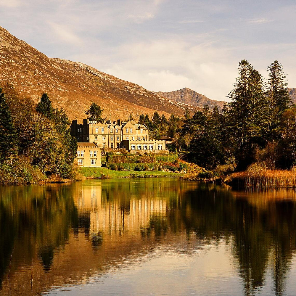 Ballynahinch Castle, Connemara.