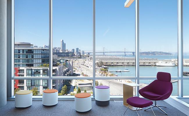 ¡Que hermosa vista!: Oficinas de Wix Alrededor del Mundo