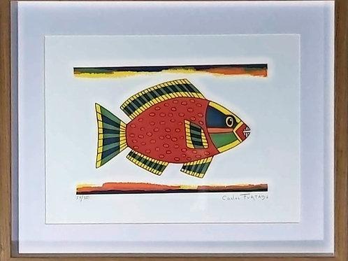 Obra de Carlos Furtado - Peixe II