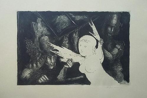Obra de Marcello Grassmann