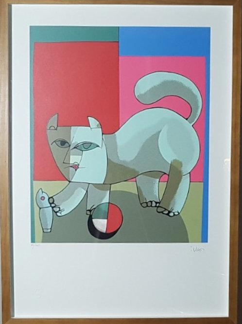Inos Corradin - O Gato e a Sardinha - 10x R$ 90,00