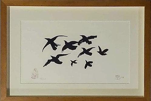 Obra de Fang - Pássaros