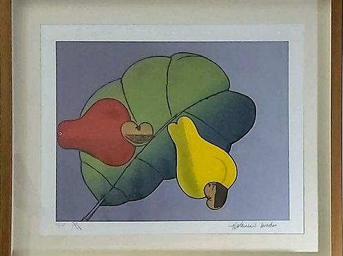 Obra de Aldemir Martins - Cajus