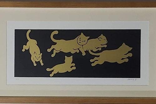 Gatinhos Dourados II