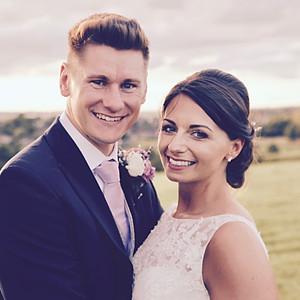 Peachey Wedding