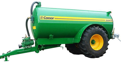 Wilson Machinery Conor Slurry Tanker