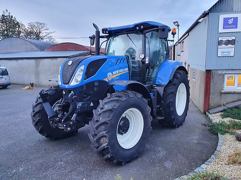 New Holland T7.190