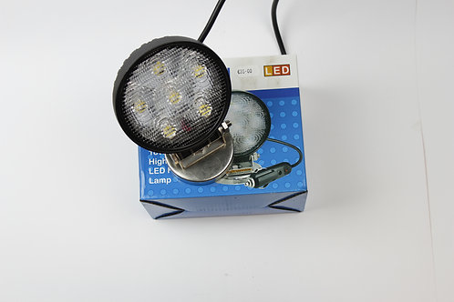 Magnetic work lamp