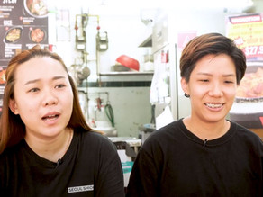 See how hawkers like Seoul Shiok benefitted from the Emerald Programme