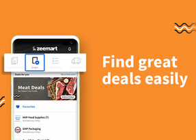 Experience easier way to find great deals