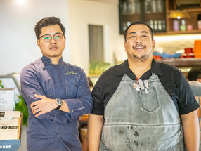 Ask The Black Hole Group's Chefs: Conquering Date Night, Where They Eat and More
