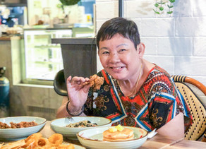 Everyday auntie takes on exceptional food