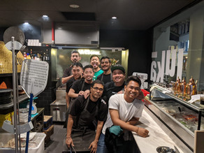 An Italian Restaurant With A Japanese Chef-Owner In A Singaporean Kitchen