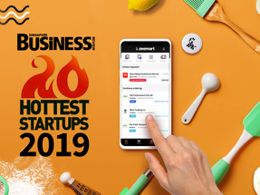 Zeemart is one of the top 20 Hottest Startups of 2019!