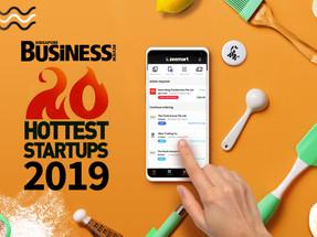 Zeemart is one of the top 20 Hottest Startups of 2019!