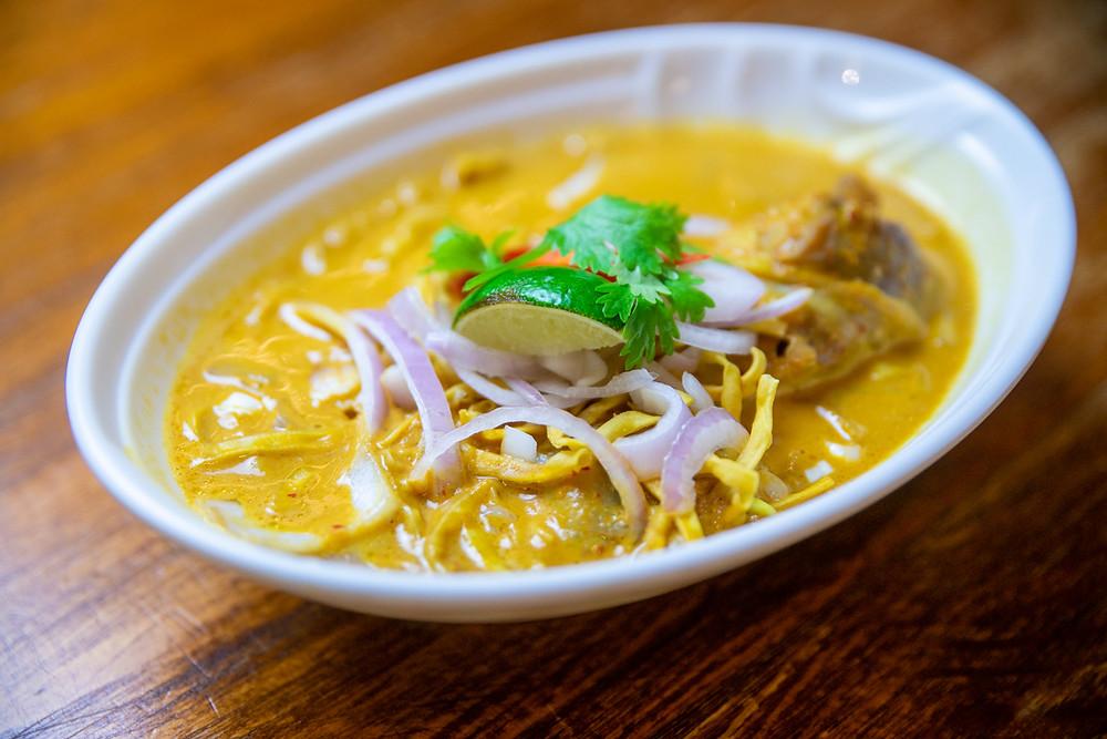 Khao Soi from Noodle Thai Thai Kitchen