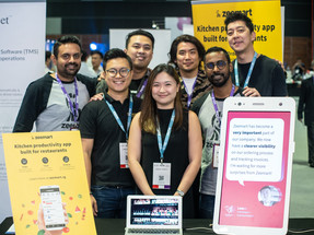 Tackling the future at FUTR Asia Summit, SG:Digital Industry Day, FECE '19