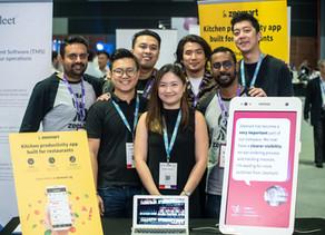 Tackling the future at FUTR Asia Summit, SG:Digital Industry Day, FECE '19
