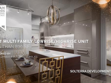Solterra Wins Homebuilder Awards