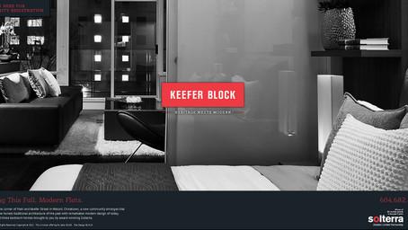 Coming Soon - Keefer Block