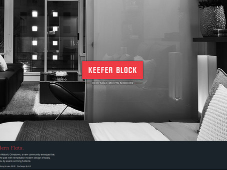 Coming Soon - Keefer Block