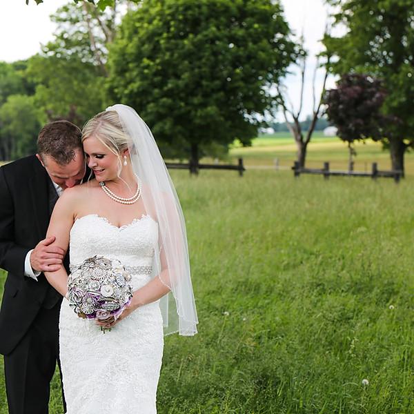 Lisa and Darryl || Listowel Wedding