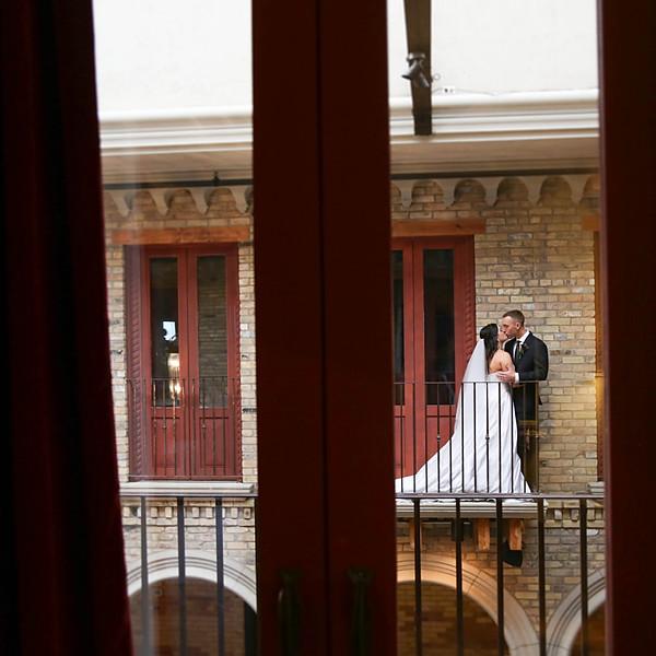 Ashley & Chris Wedding Hacienda Sarria