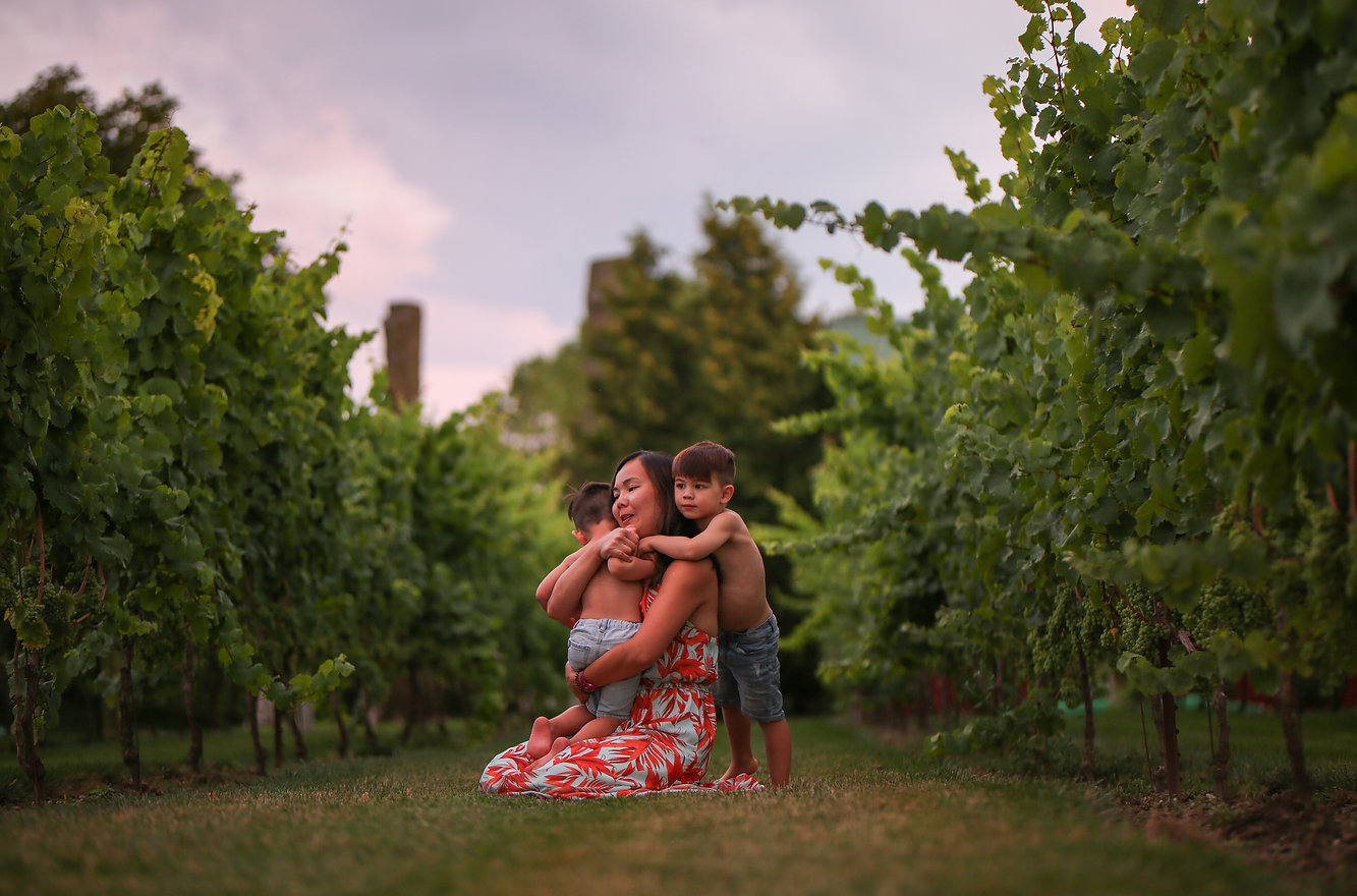 Kitchener-Waterloo Family Photographer, Toronto Family Photographer