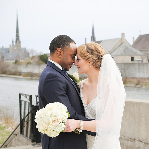 Robyn and Shane || Cambridge Mill Wedding