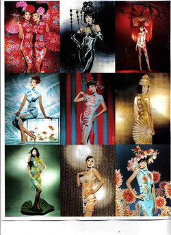 Chinese Dress 2005
