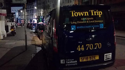 Town Trip 01424 447070