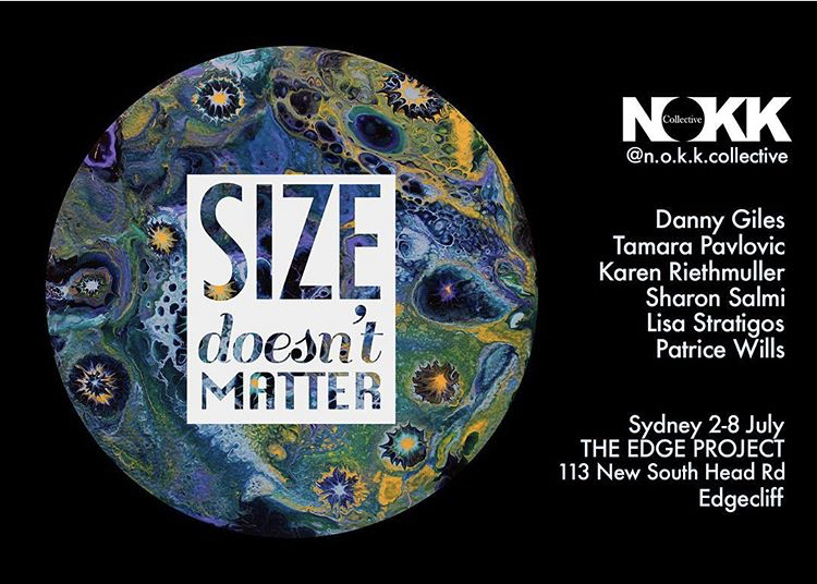 SIZE DOESN'T MATTER 2018