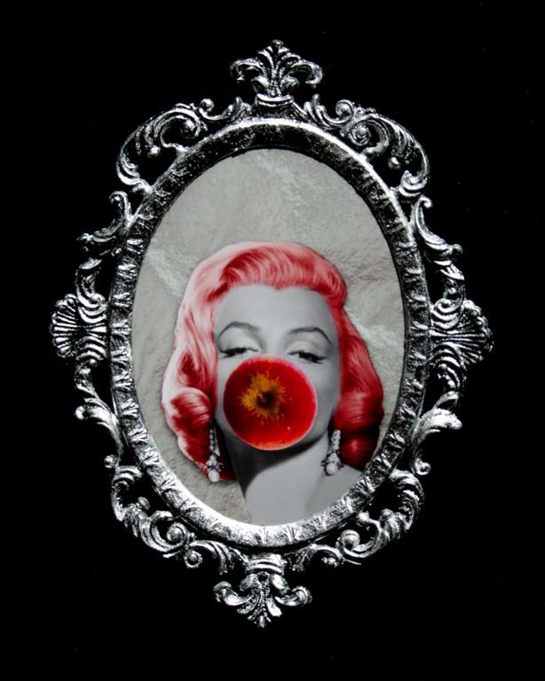 Proper Gander (Marilyn/Apple), 2018