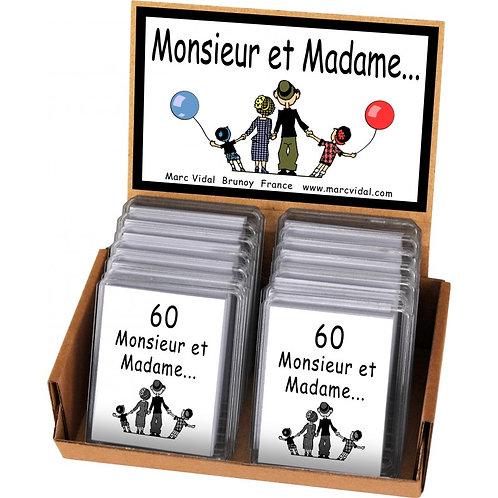 Devinettes Monsieur Madame