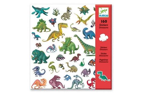 Gommettes Dinosaures