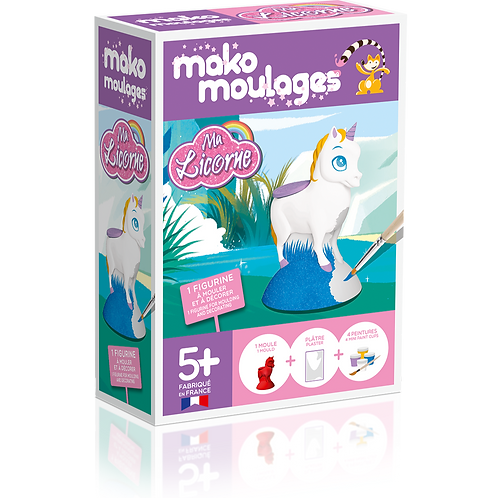 Kit Mako Moulages Licorne