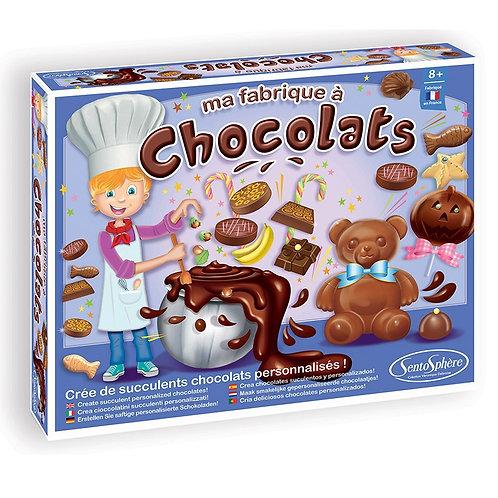Ma fabrique à chocolats