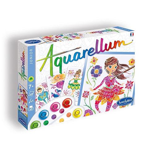 Aquarellum Junior Ballerines