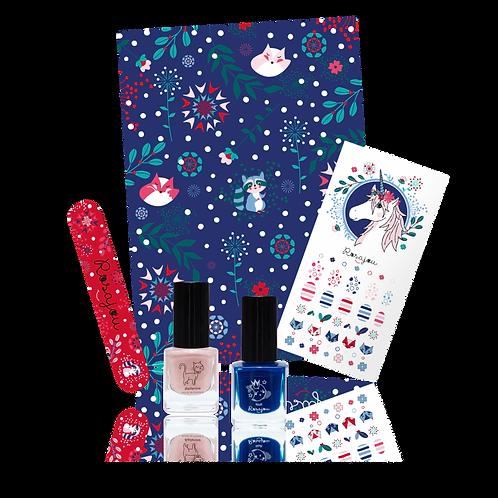 Kit jolis ongles Edition Noël