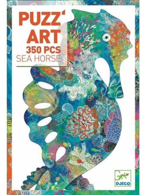 Puzzle Puzz'Art Hippocampe 350 pièces