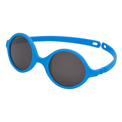 Lunettes de soleil Diabola Bleu