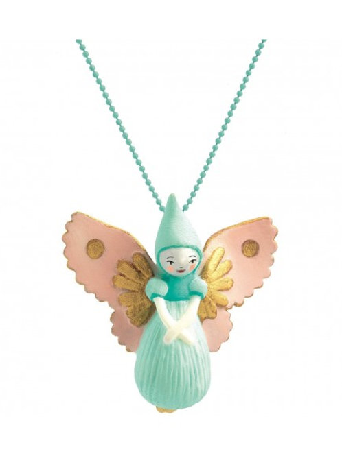 Collier lovely charm Fairy