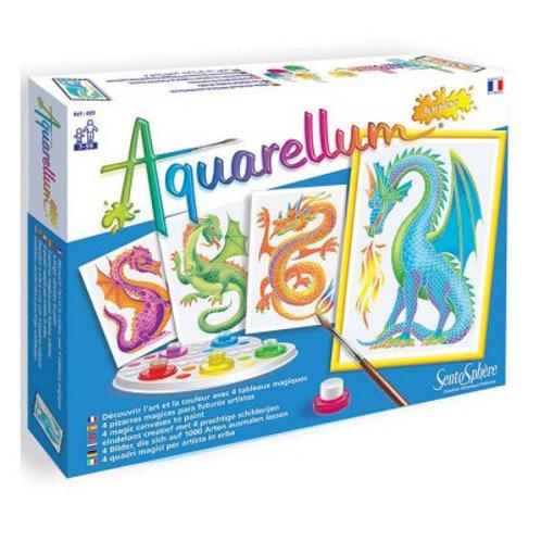 Aquarellum Junior Dragons